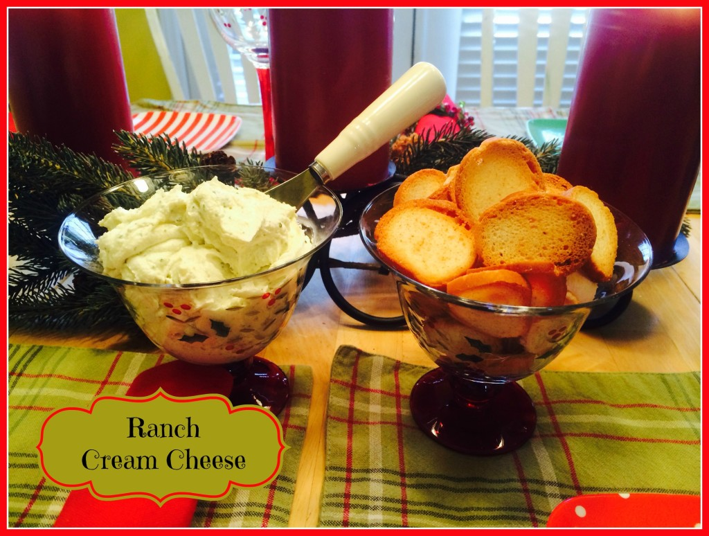 Ranch Cream Cheese