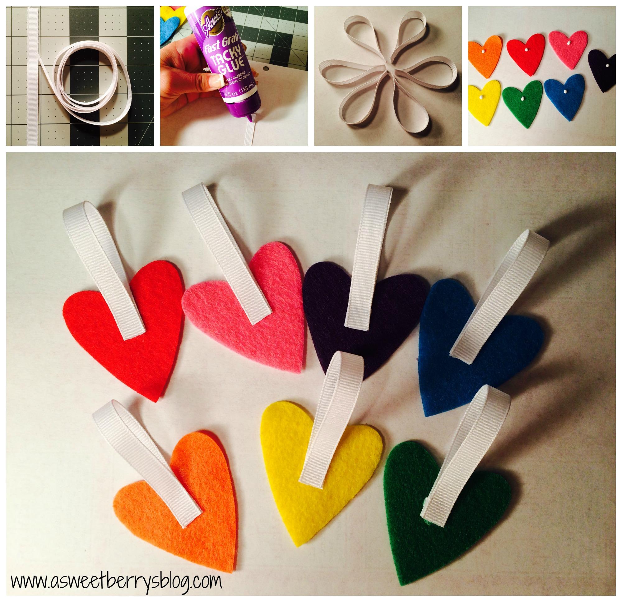 ribbon hooks