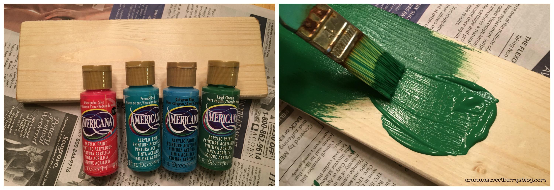 paint step 1
