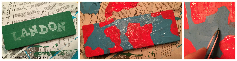 paint step 2